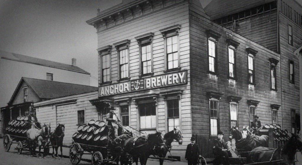 Anchor Brewing в начале XIX века